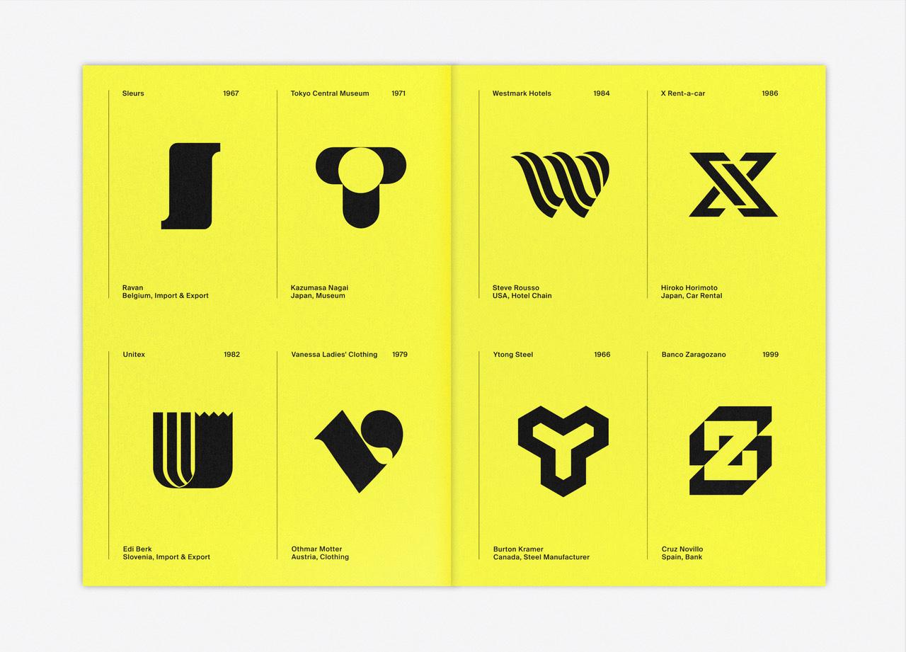 LogoArchive: Letters