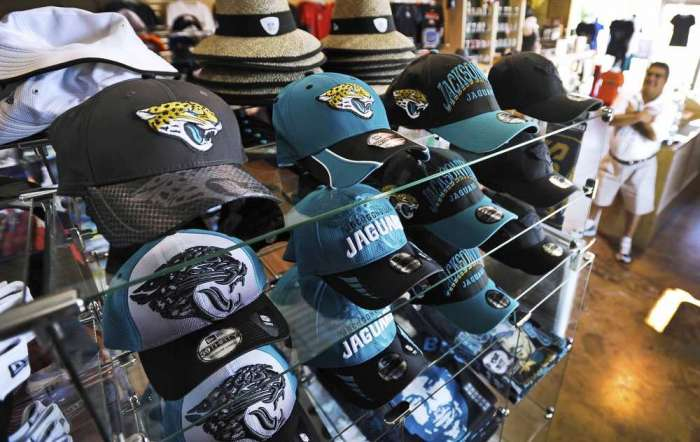 Marvelous Jaguars Merch Is Hot