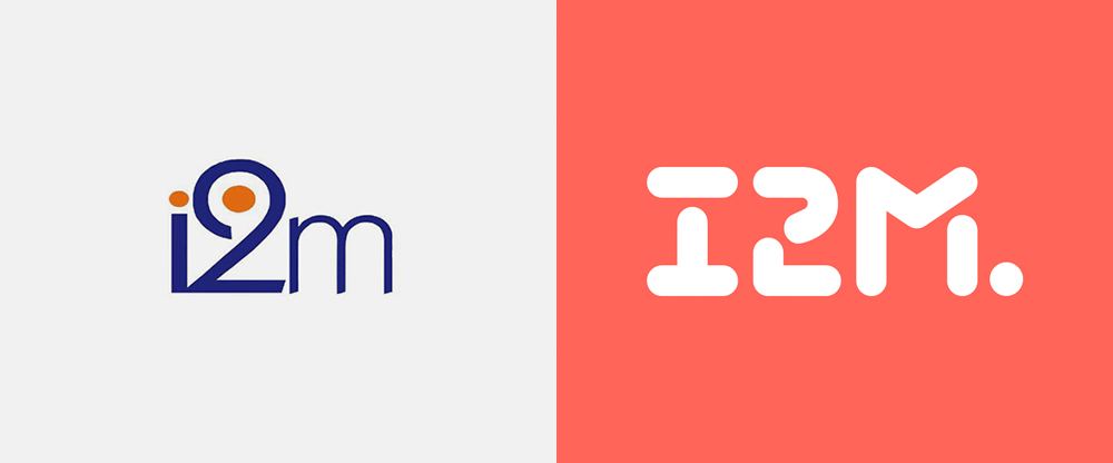 New Logo and Identity for I2M by Enrique Presa
