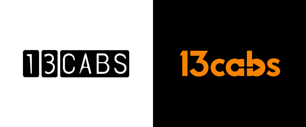 New Logo for 13cabs