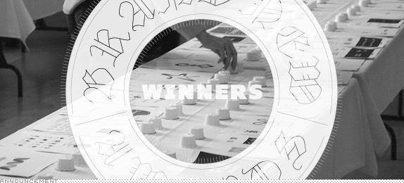 2012 Brand New Awards, Winners