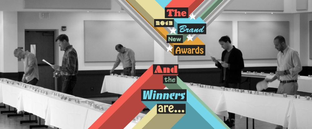 2013 Brand New Awards: Winners