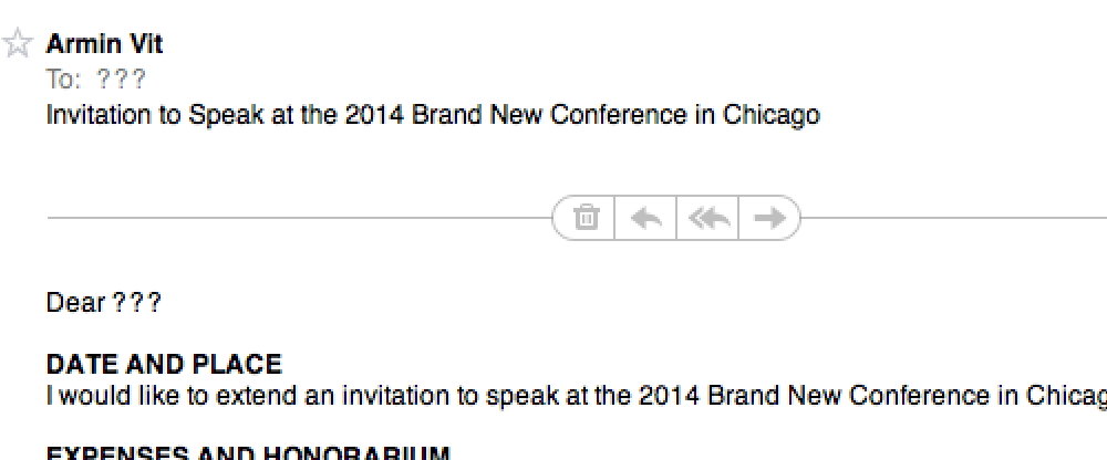 2014 Brand New Conference: Who Else?
