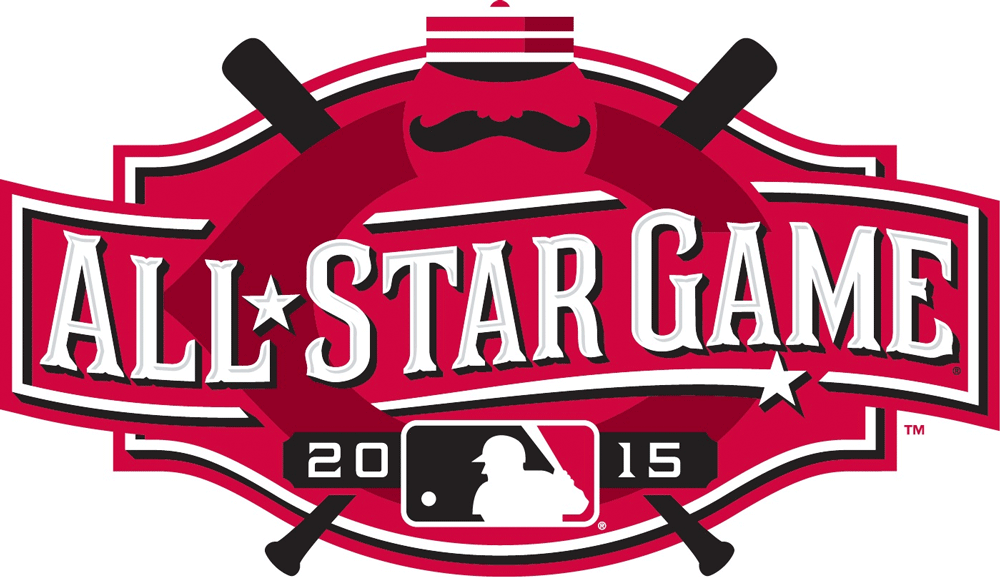 New Logo for 2015 MLB All-Star Game by Fanbrandz
