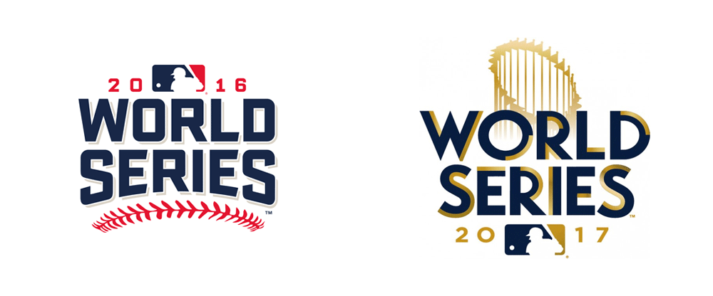 New Logo for World Series