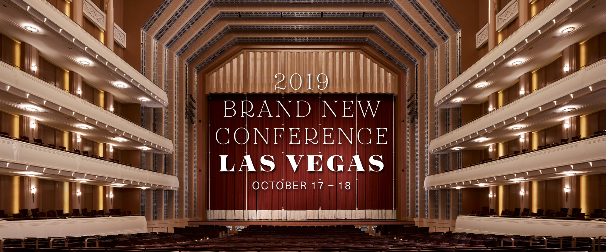 2019 Brand New Conference: Pre-sale