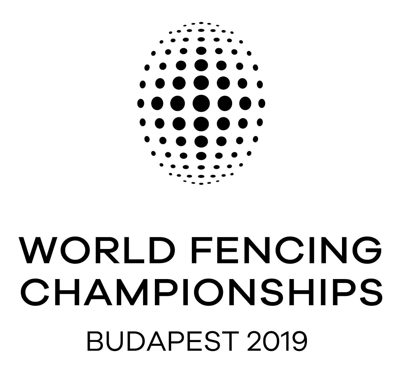 New Logo and Identity for 2019 World Fencing Championships by Explicit Design Studio