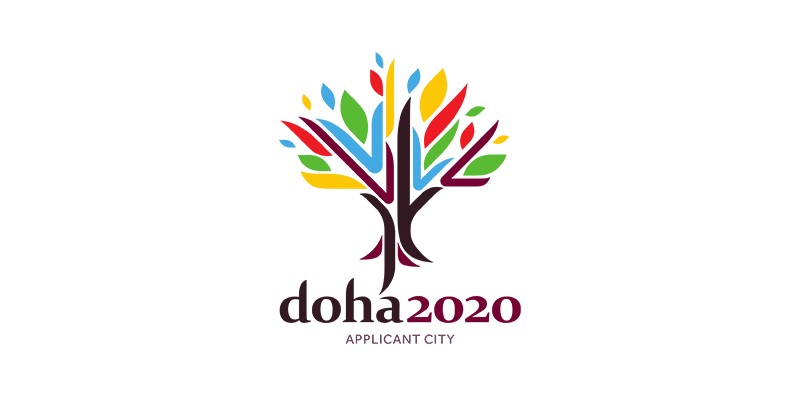 Logos for the 2020 Summer Olympics Candidate Cities