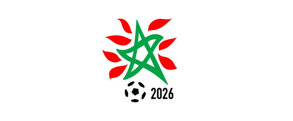 New Logo for Morocco's 2026 FIFA World Cup Bid