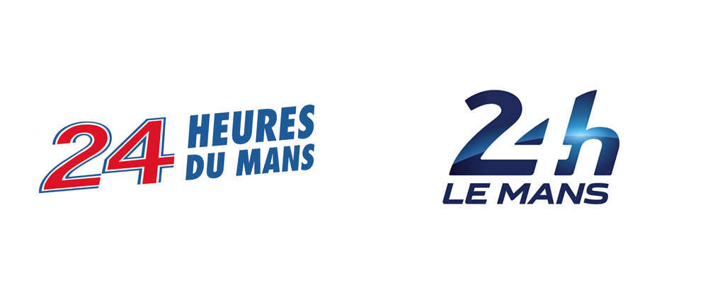 New Logo for Le Mans 24 Hours by Leroy Tremblot