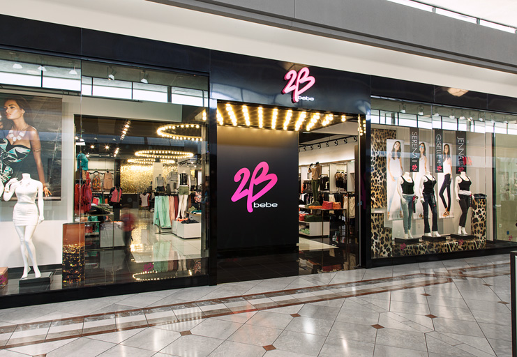 This Saturday a new clothing store, 2b bebe, opened in the Westfield Culver City Mall -- formerly the Fox Hills Mall (lower level, center