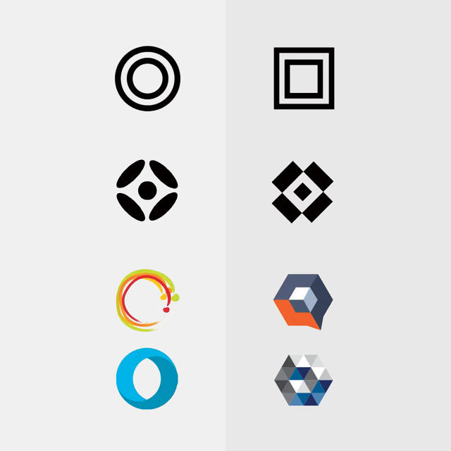 Logo Shape Study
