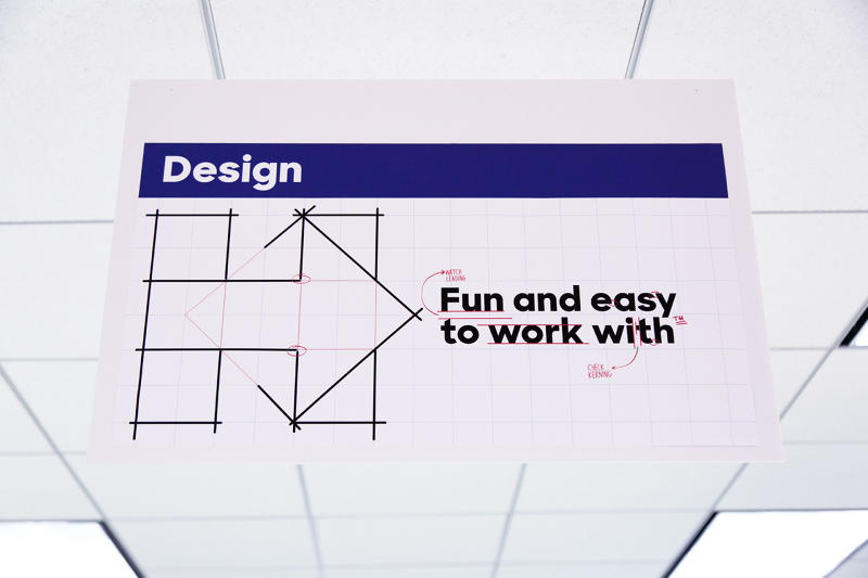 Design at Team Hillary