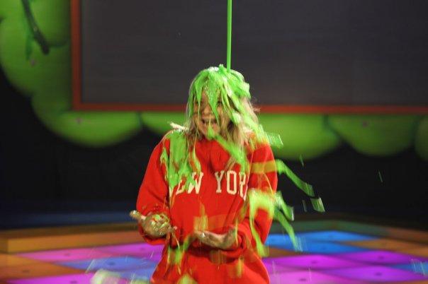 Nickelodeon's Gak Naming