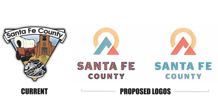 Santa Fe's Faith in Old Logo