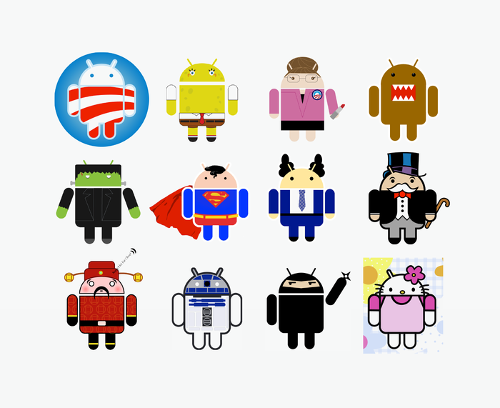 Story Behind Android Logo