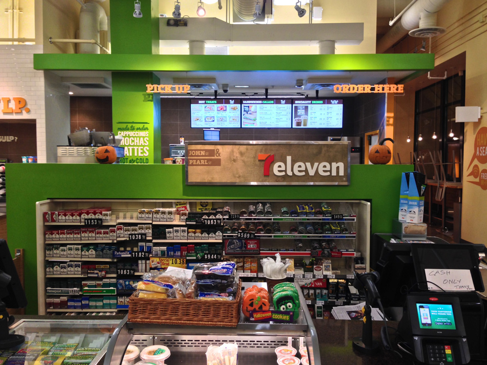 Brand New: New Concept Store for 7-Eleven by WD Partners