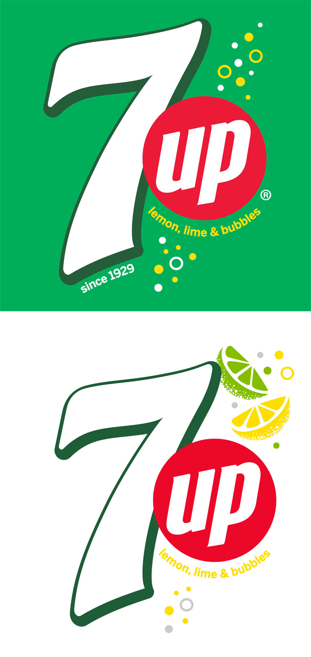 brand new new logo and packaging for pepsico s 7up