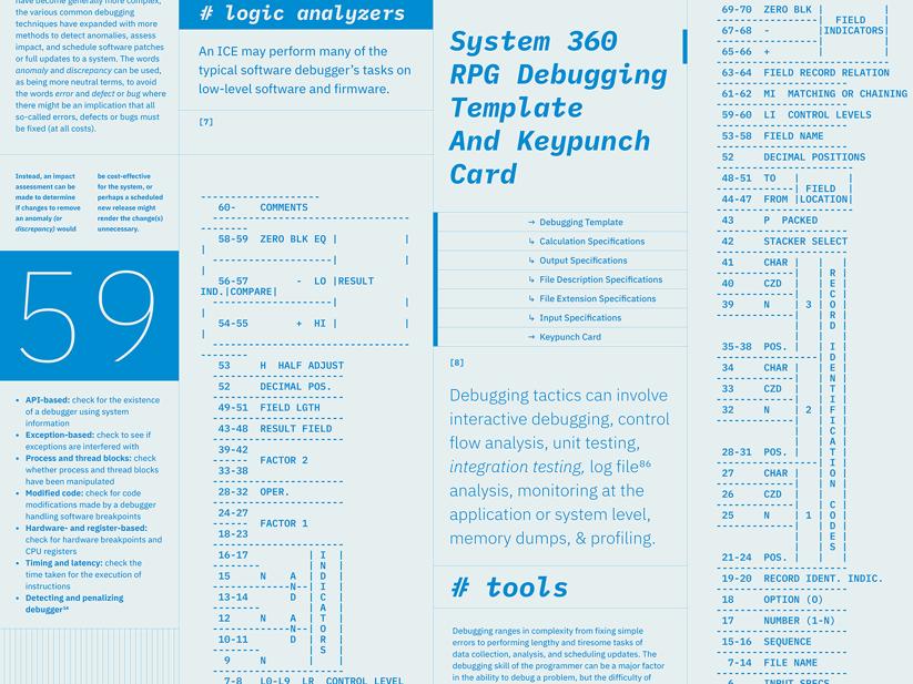 IBM's New House Font