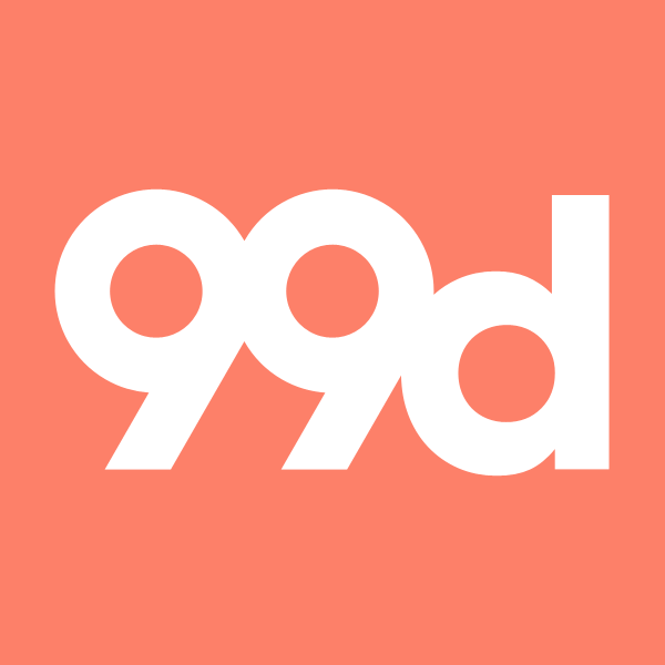 New Logo for 99designs by Meisal Subkhan