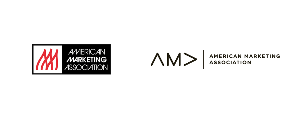 New Logo for American Marketing Association by OKRP