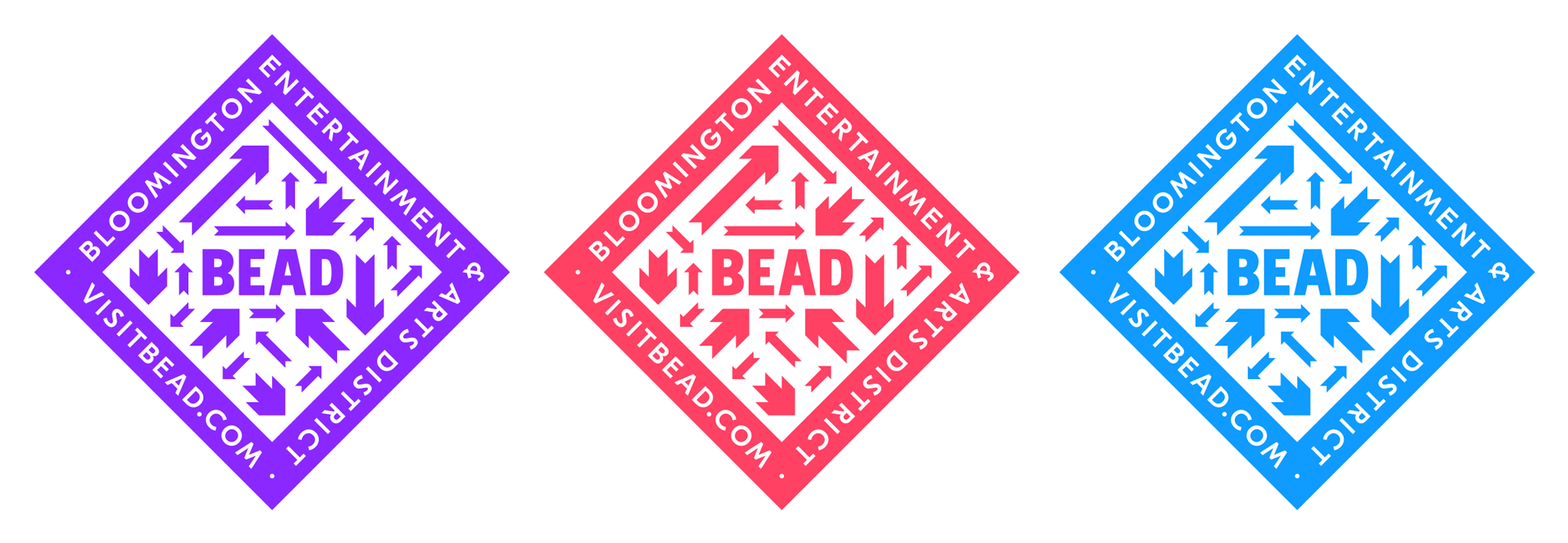 New Logo and Identity for BEAD by UnderConsideration