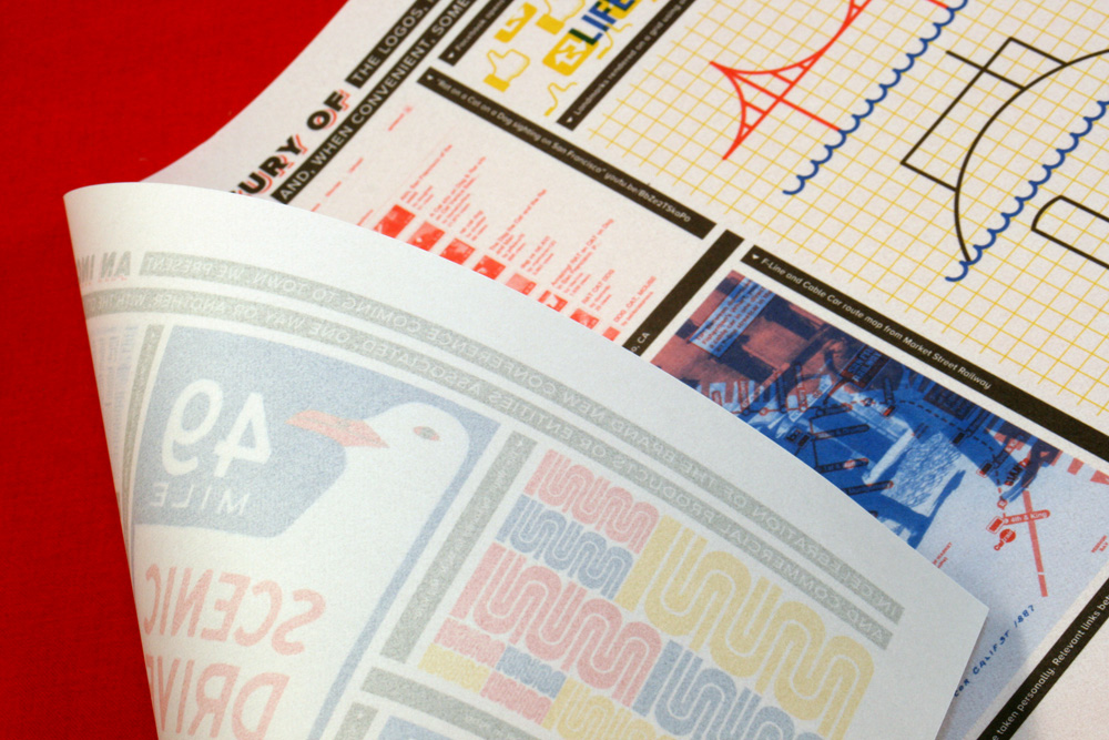 2011 Brand New Conference Materials