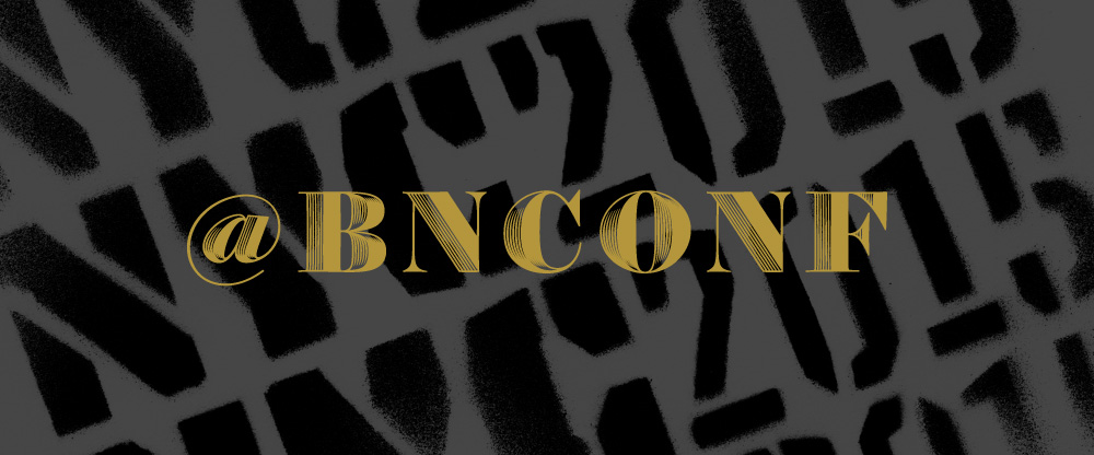 2015 Brand New Conference: It's On