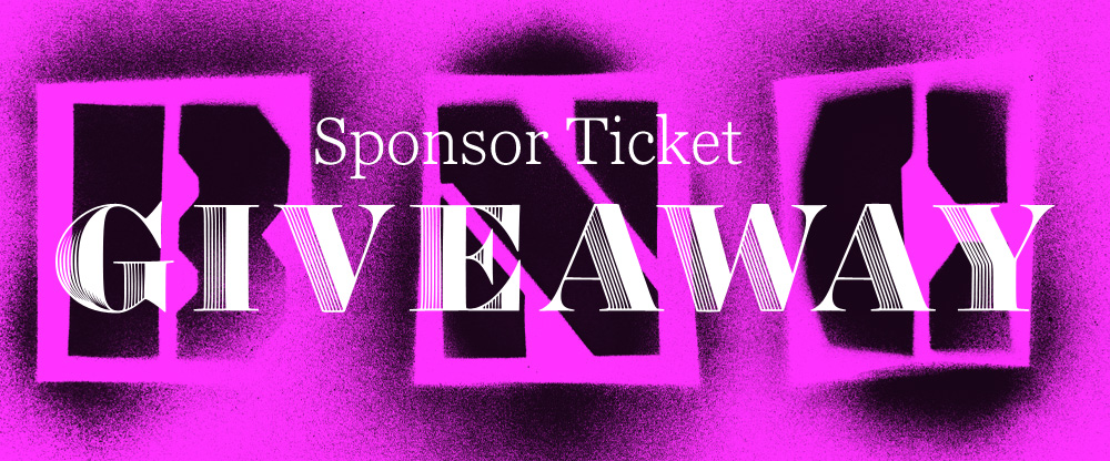 2015 Brand New Conference: Ticket Giveaway and Near Sold Out