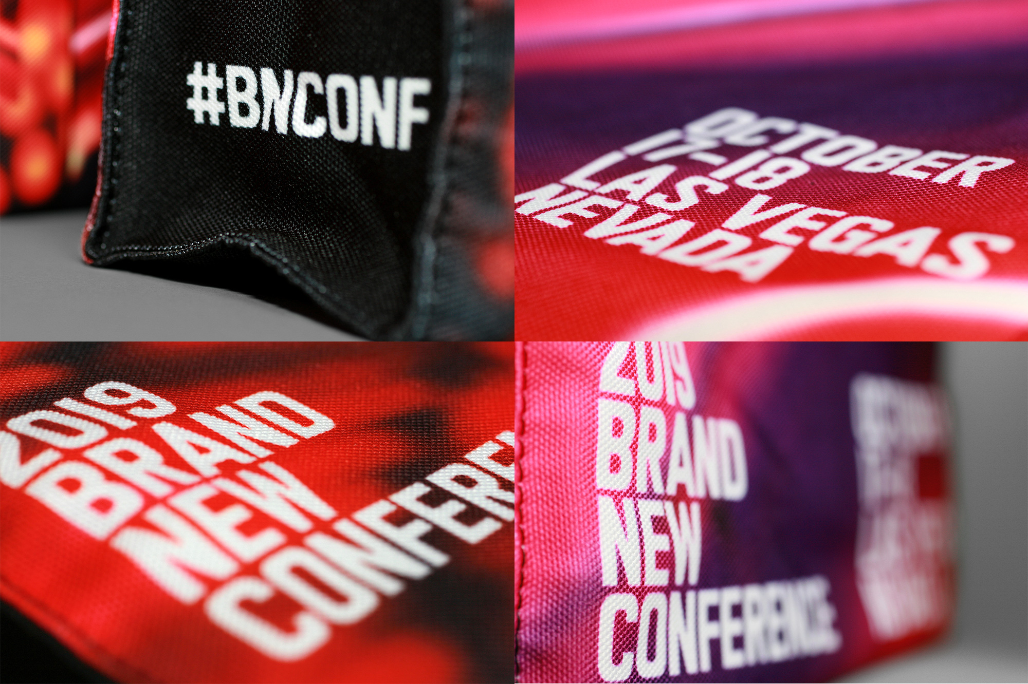 New Logo and Identity for 2019 Brand New Conference by UnderConsideration