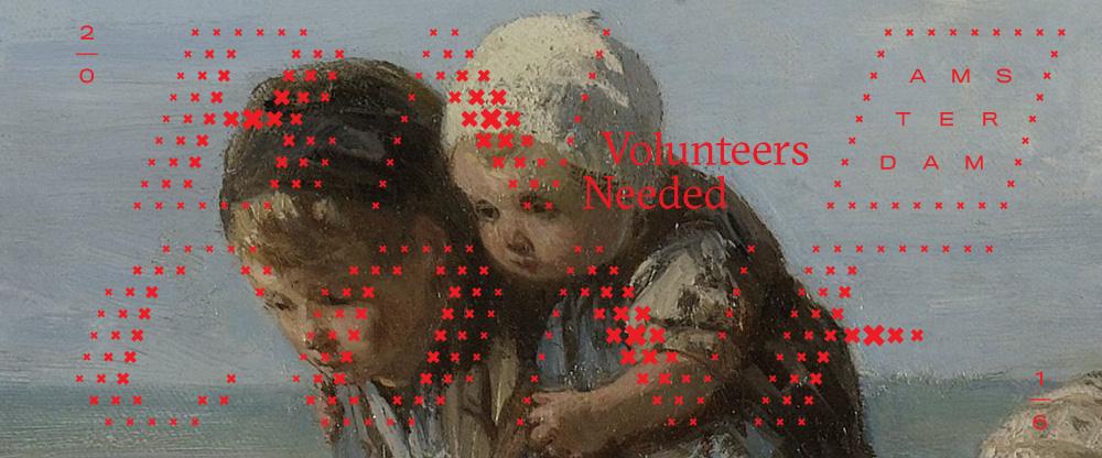 2016 Brand Nieuwe Conference: Volunteers