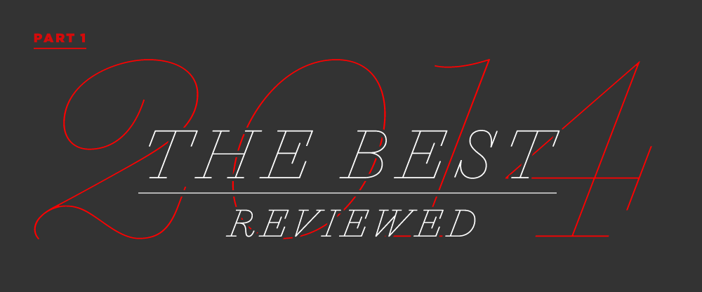 The Best and Worst Identities of 2014, Part 1: The Best Reviewed