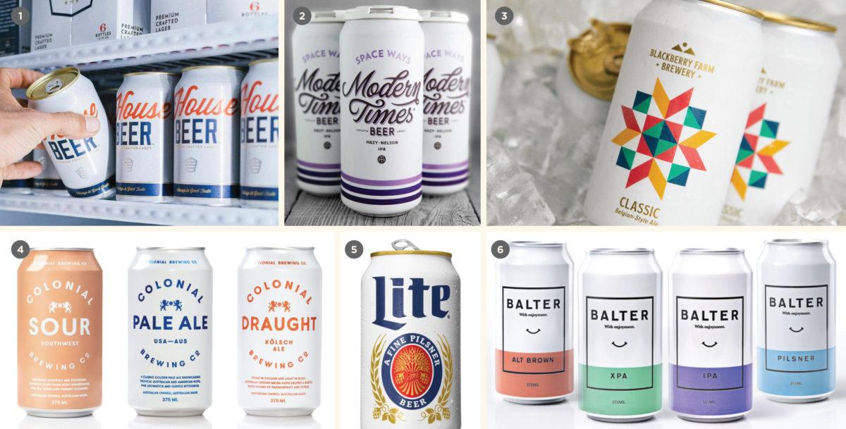 Craft Beer Branding Trends -- Decade Edition