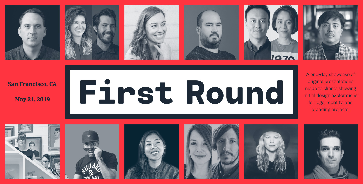 First Round 2019 - San Francisco: Speaker Line-up Complete