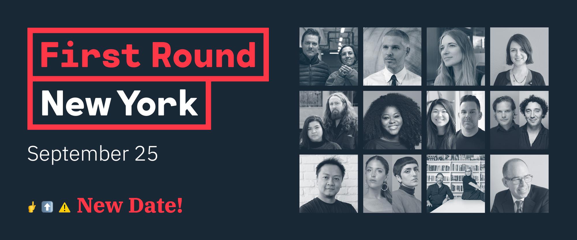 First Round 2020 – New York: Postponed