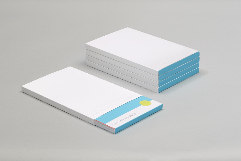 Google's Material Design in Print