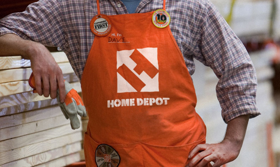 the home depot apron porn