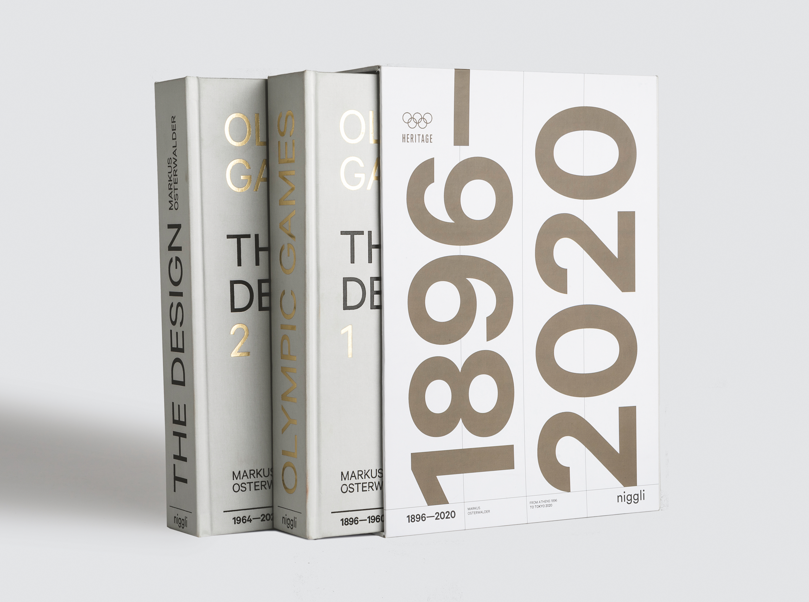 Olympic Games - The Design