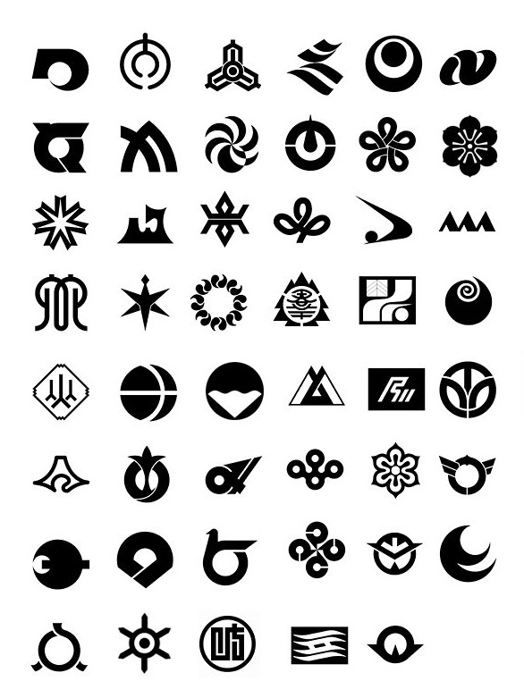 Japan's Prefecture Icons and Flags