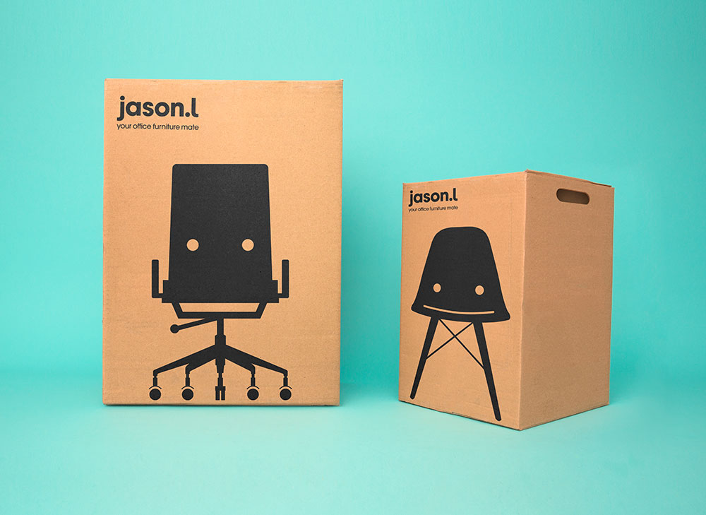 New Logo and Identity for JasonL by Re: