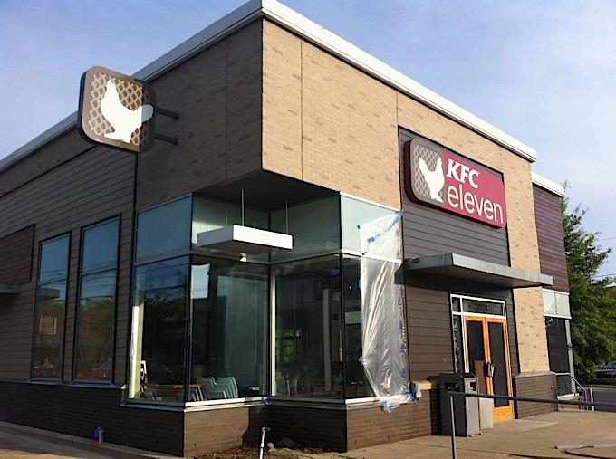 KFC Eleven Concept
