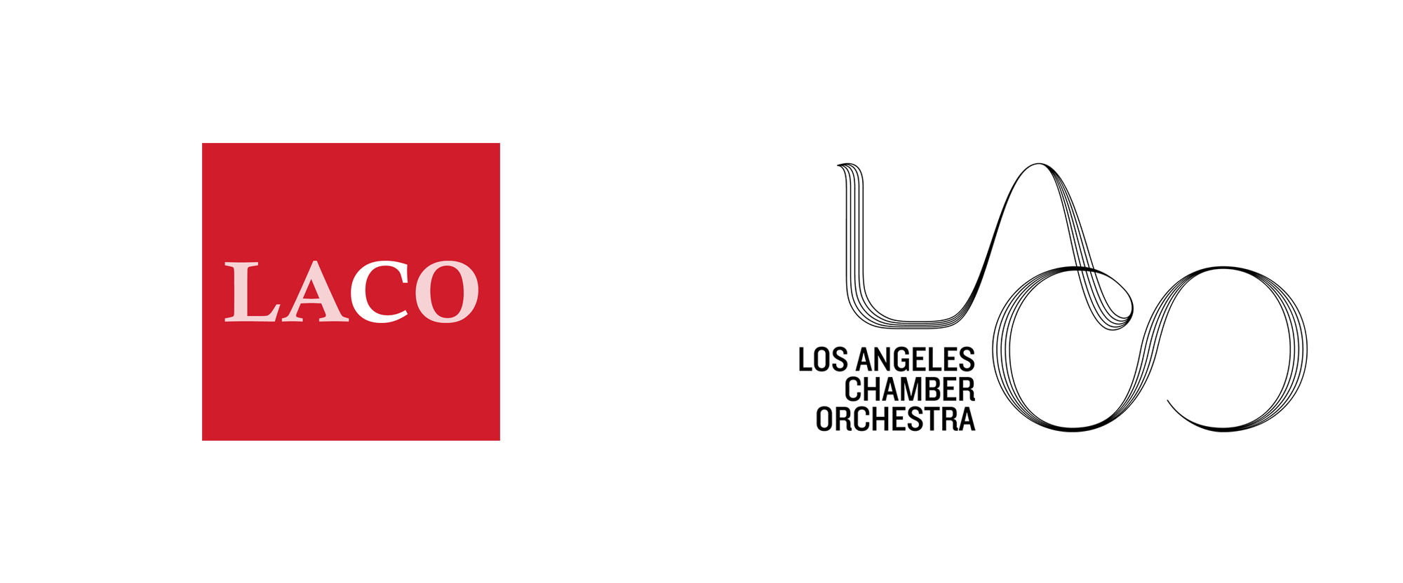 New Logo and Identity for LACO by Brandpie