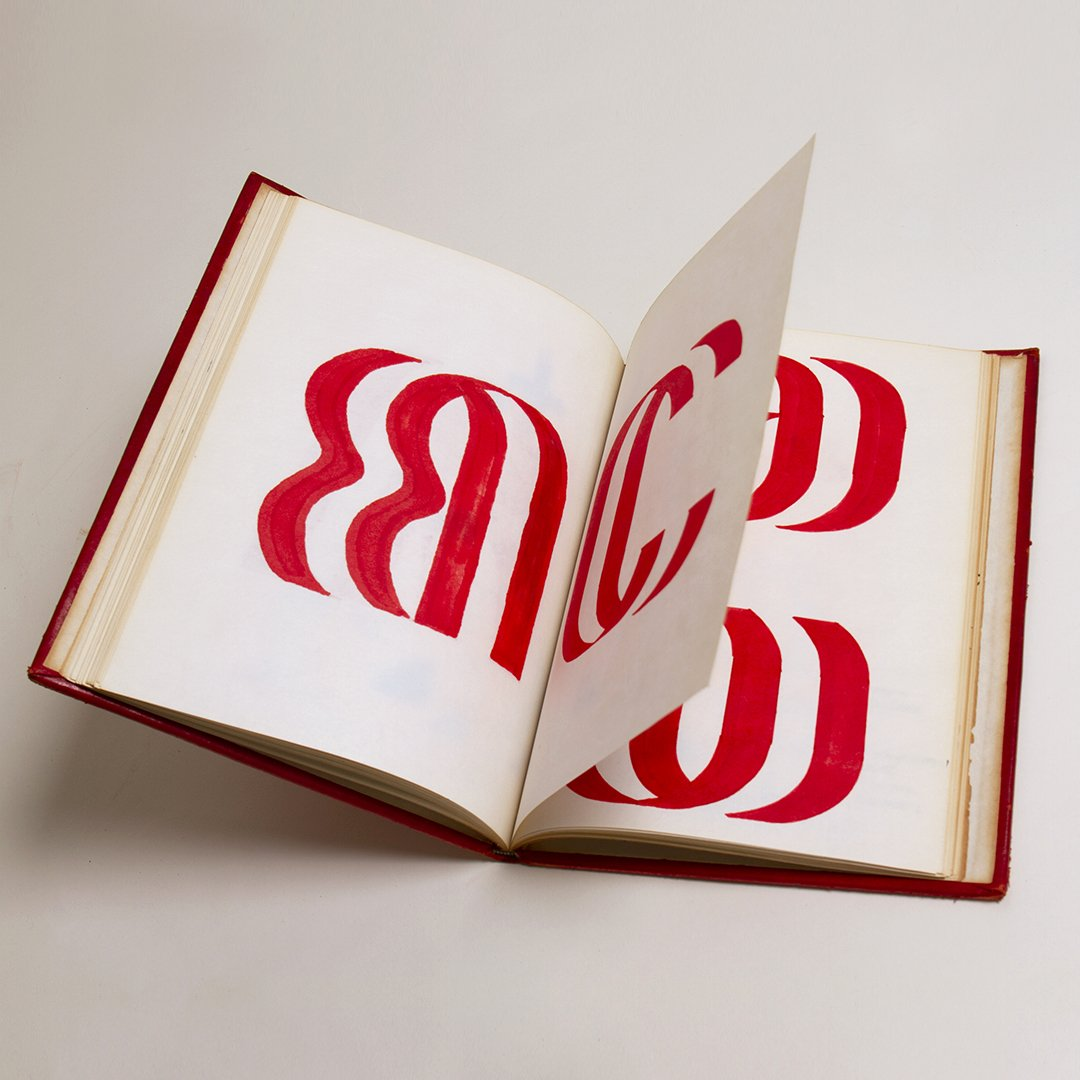 Lance Wyman: Process Book