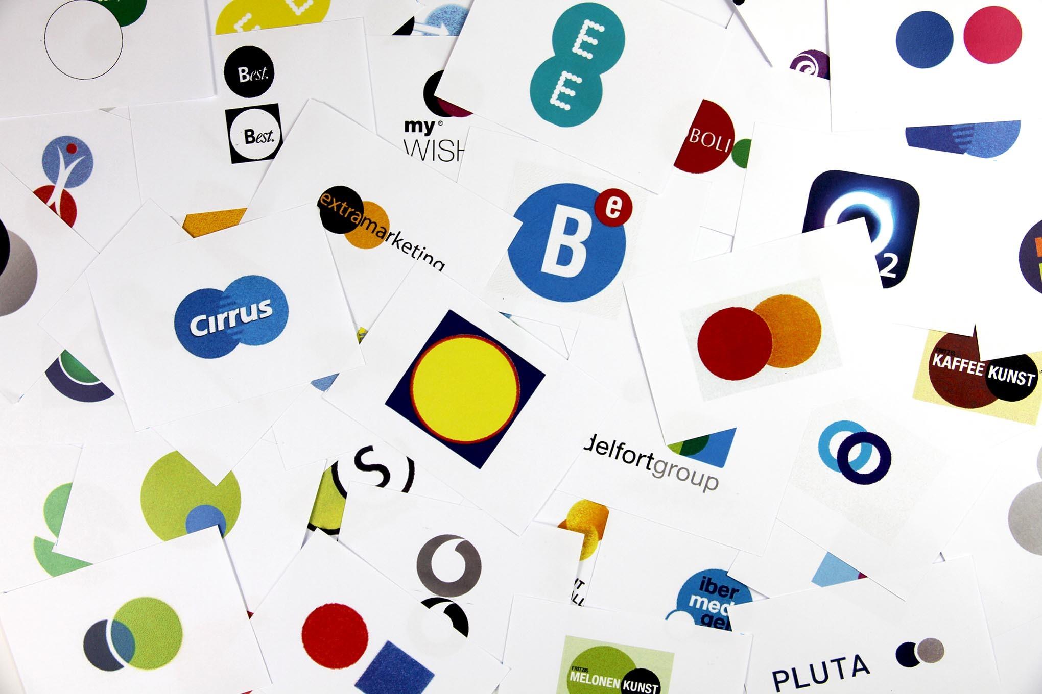 On Trademarking Logos