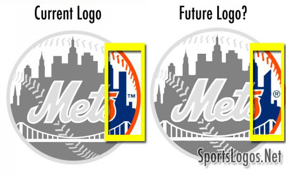 brand new mets mysterious logo