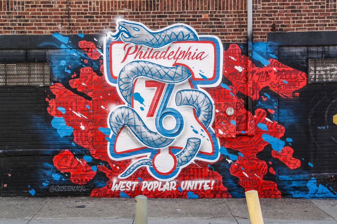 'PHILA Unite' Playoff Campaign