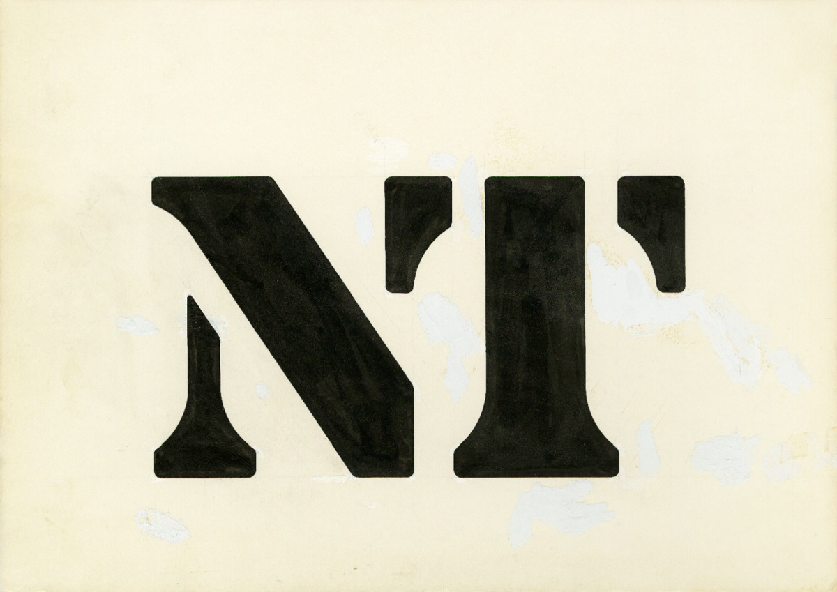 National Theatre Logo History