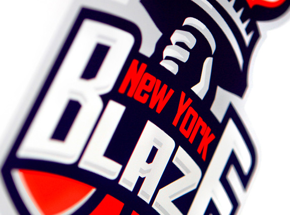 New York Blaze Logo