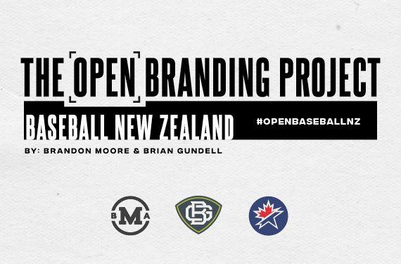 Open Branding: Baseball NZ