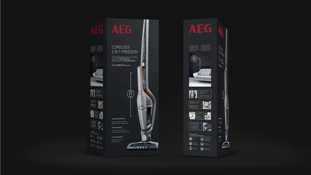 New Logo and Identity for AEG by Prophet